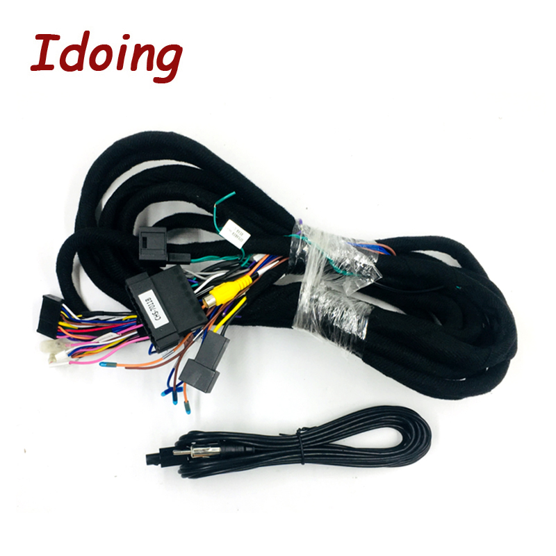 Idoing Extension Power Radio Cable 6m For Benz