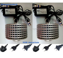 50 W CREE ĐÈN LED Bể Cá Biển rạn san hô Vòng lighiting cho nước mặn cá nước ngọt tăng trưởng bóng đèn