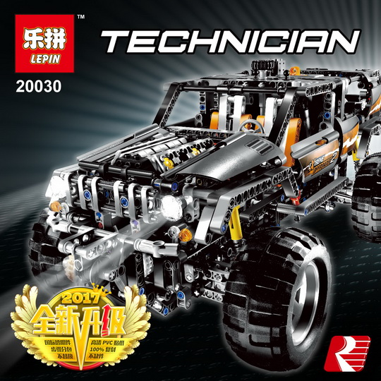Lepin 20030 1132Pcs Technic Ultimate Series The Off-Roader Set Children Building Blocks Bricks Educational Toys Model Gifts 8297 lepin 20030 technic ultimate series the 1132pcs off roader set children educational building blocks bricks toys model gifts 8297