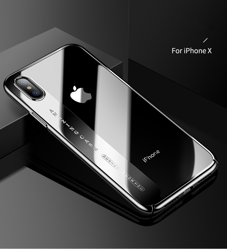 plating case for iPhone X Case (5)