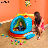 Helicopter Sea Ball Pool Children Inflatable Game Room Infant Paddling Pools Thicken Fishing Pond G2016