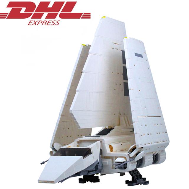 LELE 35005 2503Pcs Star Wars Figures Imperial Shuttle Model Building Kits Blocks Bricks Toys For Children Gift Compatible 10212