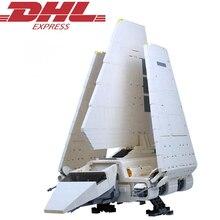 LELE 35005 2503 Pcs Star Wars Figures Imperial Navette Modèle Kits de Construction Blocs Briques Jouets Pour Enfants Cadeau Compatible 10212