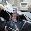 Universal mobile phone holder car air vent bracket 360 adjustable support for iPhone Samsung HTC/GPS Accessories