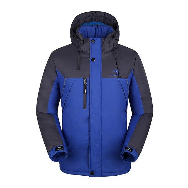 2016 hot Brand Long winter jacket men Plus velvet warm ThicK wind parka 4XL size hooded  winter coat12 colors