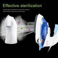 SOARIN Portable Electric Steam Iron For Clothes With 6 Gears Handheld Flatiron For Home Travelling 220v
