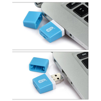 card reader Micro sd Card Reader 2.0 USB High Speed Adapter Kawau with TF Card Slot C289 Max Support 128GB Memory Card Reader for Computer (4)