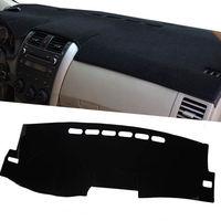 Interior Dashboard Cover Dashmat Dash Mat Pad Sun Shade Dash Board Cover Carpet Car Styling Fit