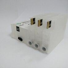 Для HP 932 933 многоразового картридж для HP 932 933 Officejet Pro 6100 6600 6700 7110 7610 7612 с чип