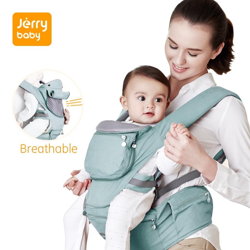 Baby Carrier Ergonomic Carrier Hipseat สำหรับทารกแรกเกิด Sling เด็กจิงโจ้กระเป๋าเป้สะพายหลัง Loading Slings-ใน กระเป๋าเป้สะพายหลังและกระเป๋า จาก แม่และเด็ก บน AliExpress - 11.11_สิบเอ็ด สิบเอ็ดวันคนโสด 1
