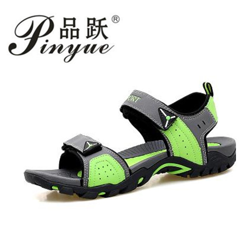 Big Size 35-46 Mens Beach Sandals, Summer Soft Mens Casual Shoes, 2018 New Breathable Walking Men Shoes