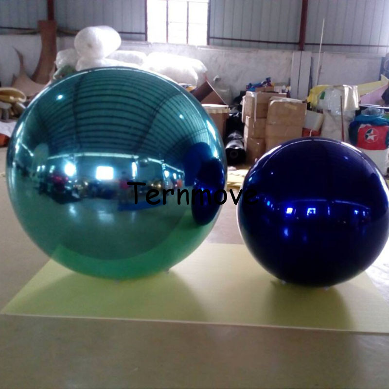 Inflatable Mirror Balloon Party Wedding Event Decoration Patent Inflatable Marketing Products Mirror Balloons For Decoration event decoration inflatable stand flower