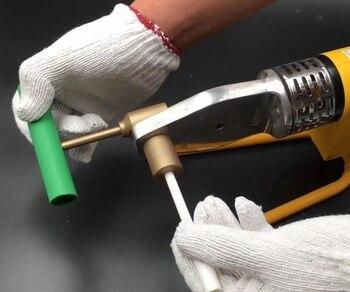 Free Shipping PPR water pipe repair tool, repair leaks and loopholes 14mm plastic pipe welding parts die head, Welding Mold цена 2017