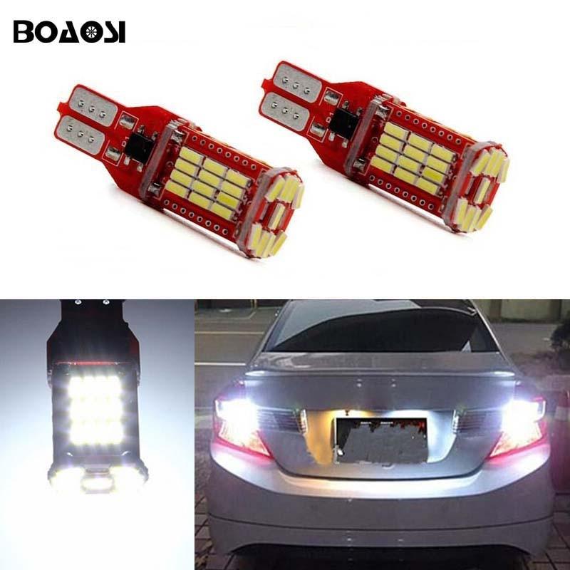 2x Canbus no error Rear Reversing Tail Light for Honda Civic Hatch /CR-V/Fit/ Accord/Ridgeline /Pilot /Element /Insight