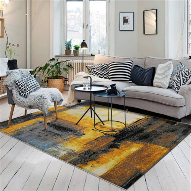 US $62.28 24% OFF|Aliexpress.com : Buy New Modern Soft Thicker Luxury  Carpets For Living Room Bedroom Meeting Room Rugs Home Carpet Large Floor  Door ...