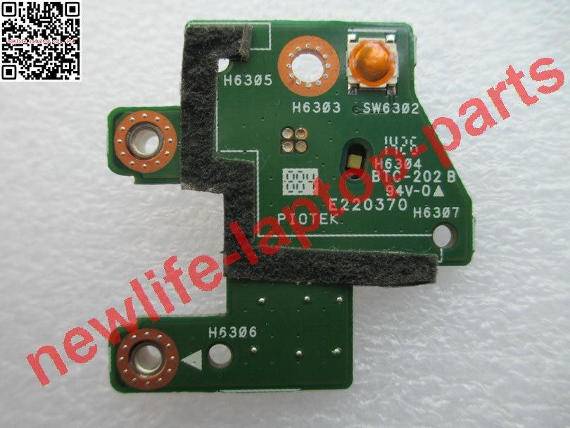 FREE SHIPPING original G750 G750J G750JM switch power botton board 60NB04J0-PS1020 test good  сортер botton pro 60 manual 517469 blanco