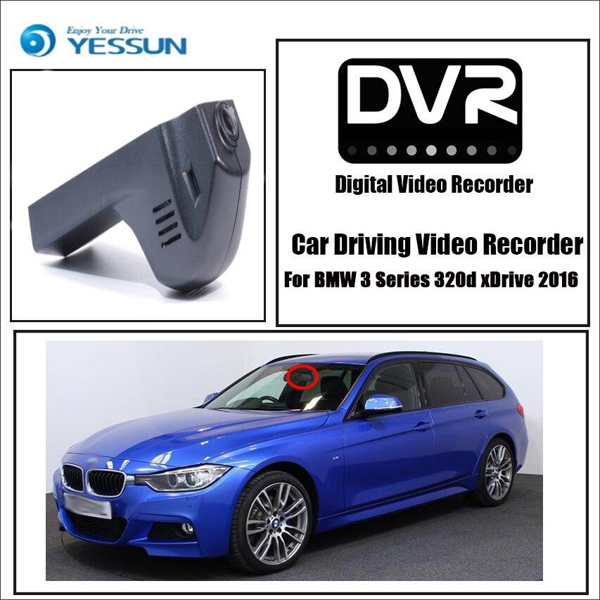 Car Electronics Obliging Yessun For Bmw 3 Series 320d Xdrive 2016 Car Dvr Mini Wifi Camera Full Hd 1080p Driving Recorder Car Dash Cam Video Recorder Dvr/dash Camera