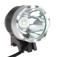 CREE XML T6 1800lumens LED Bike Bicycle Light Kit 3 Mode Headlamp With Rechargeable 18650 Battery