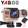 Оригинал YAGOO камеры де esporte acao камеры prova d agua камеры 1080 P 30fps мини wi-fi cam pro спорт gopro hero 4