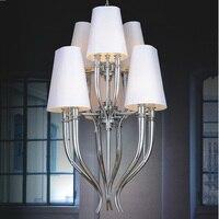 IPE cavalli brunilde Pendant Chandelier Lighting White pendant chandelier lights for hall Living room Modern Chandelier Lighting