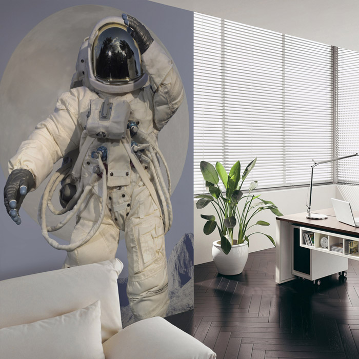 Free Shipping custom 3D stereo astronaut wallpaper sitting room entrance TV background corridor wallpaper mural  free shipping 3d stereo angel rome column fantasy wallpaper mural custom dining room children room background wallpaper
