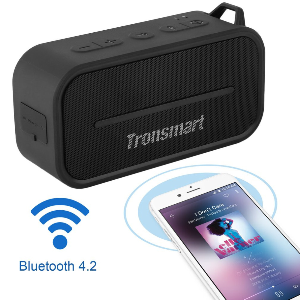 Tronsmart Portable Mini Speaker Waterproof Bluetooth 4.2 Stereo Sound Loudspeaker Home Theater Party Speaker Gifts