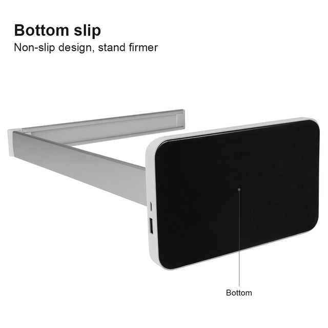 Stepless Dimmable Desk Reading Light Foldable Rotatable