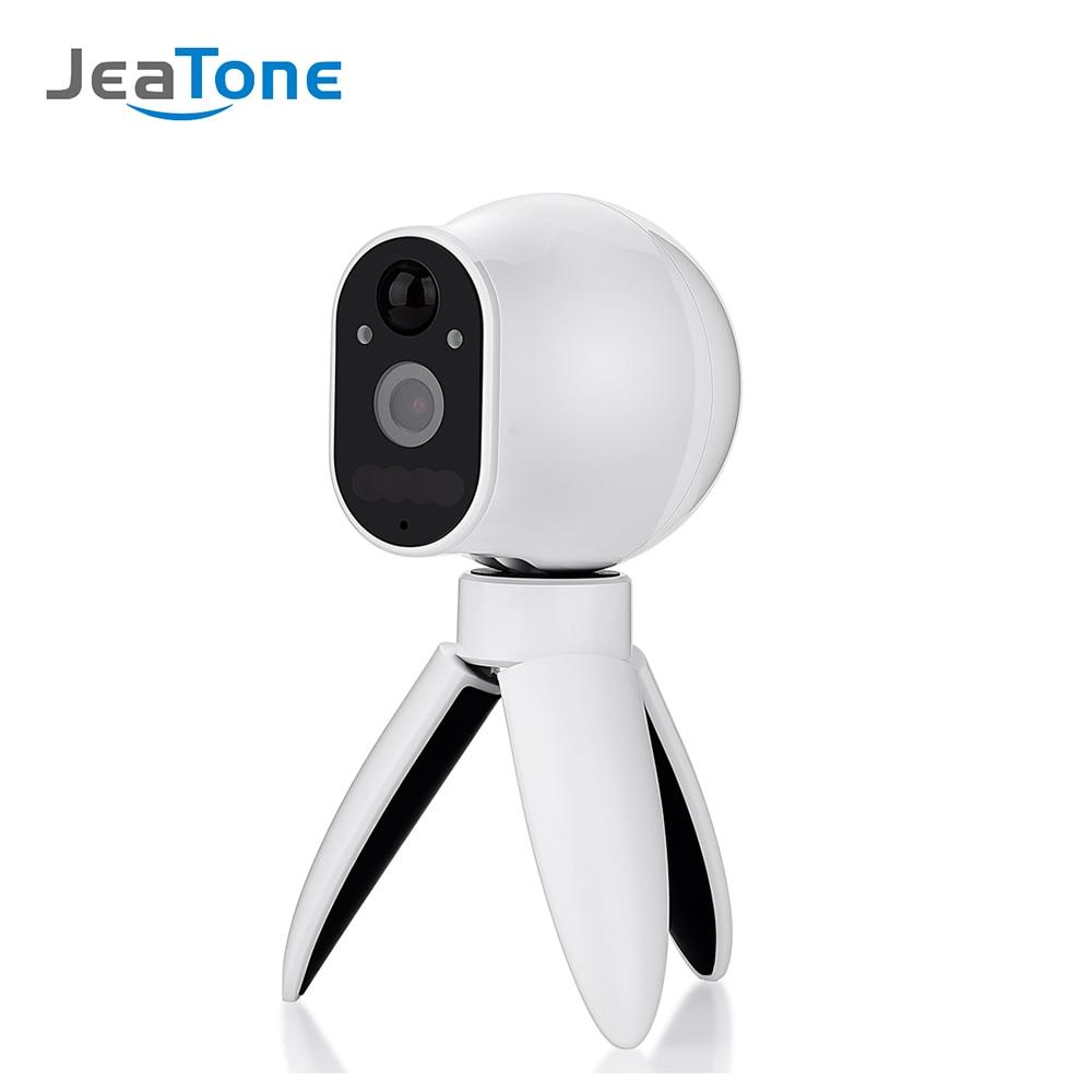 JeaTone Wifi Wire-Free Battery IP Camera 960P Full HD Wireless Weatherproof Indoor Security WiFi IP Camera JeaTone Wifi Wire-Free Battery IP Camera 960P Full HD Wireless Weatherproof Indoor Security WiFi IP Camera