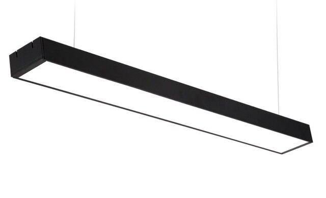 18W LED Bar Light / 90cm L x10cm W/ Office Pendant Lighting Fixtures / Linear  sc 1 st  AliExpress.com & 18W LED Bar Light / 90cm L x10cm W/ Office Pendant Lighting Fixtures ...