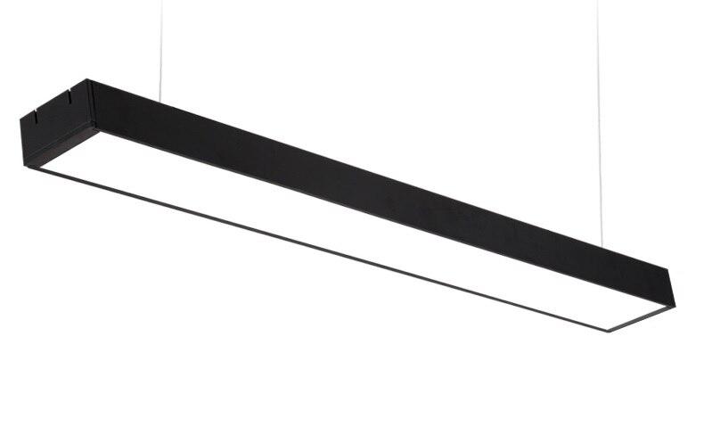 18W LED Bar Light / 90cm L x10cm W/ Office Pendant Lighting Fixtures / Linear LED Lighting