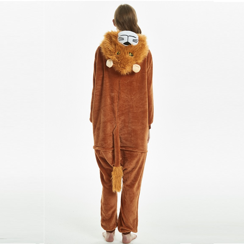 Kigurumi-Tiger-Lion-Long-Sleeve-Hooded-Onesie-Men-Women-Flannel-kigurumi-for-adults-Winter-Kegurumi-One (4)