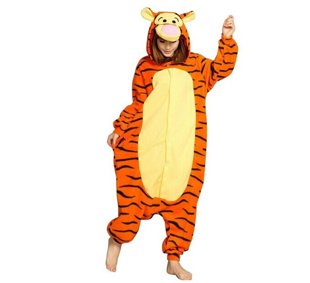 Adult Tigger Halloween Costume