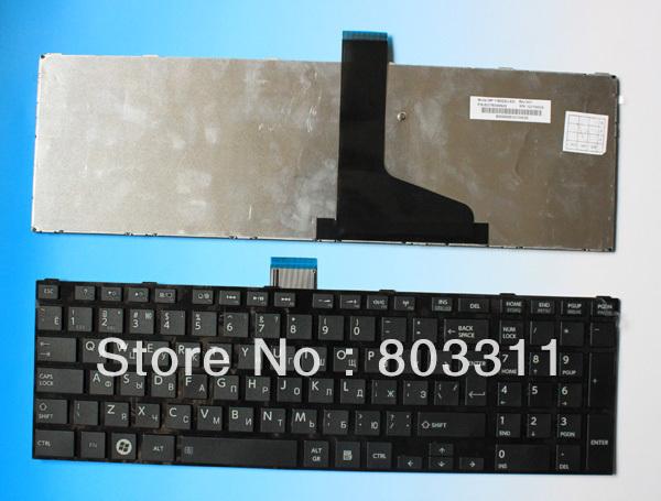 Gratis teclados del ordenador portátil para toshiba satellite l850 l850d l855 l855d l870 l870d teclado con marco mp-11b56su-930