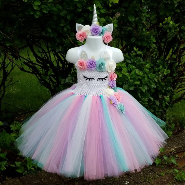 Baby Girl Tutu Halloween Costumes