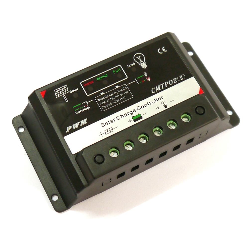 MAYLAR 10A 20A 12V 24V Auto Solar Charge Controller PWM Charge for Battery Solar Cell Regulator for off Grid System