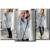 Plus Size Outono Inverno das Mulheres Jaquetas Casuais Zíper Lateral Fino Turn-Down Gola do Casaco Outerwear Manga Longa Das Mulheres Casaco básico