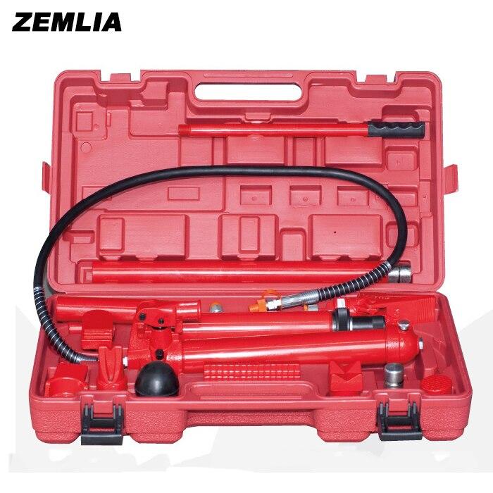 Capacité 10T Porta prise d'alimentation avec malette utilisation spéciale de tôle automatique