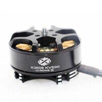 1 PCS Multi axis brushless motor X3608 Aerial photography Motor 18N24P KV390/590/700 EZO bearing HLY Q4S