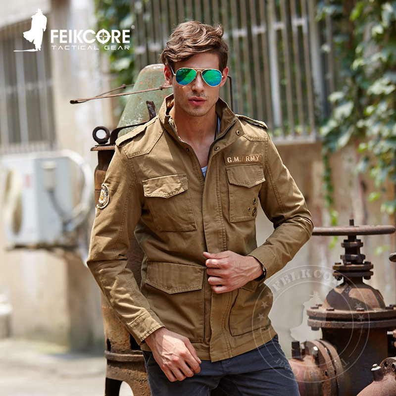 Popular Military Style Jackets for Men-Buy Cheap Military Style