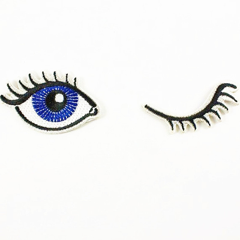 Aliexpress.com : Buy Embroidery Eye And Eyelash Patch