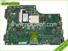 laptop motherboard for toshiba satellite A505 V000198070 amd socket s1 ddr2
