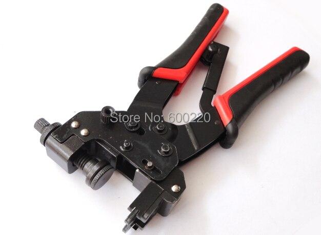 Compression Tool BNC RCA RG6 RG59 Connector Cable Coax Coaxial Crimper