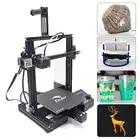Creality Ender 3 Pro 3D DIY KIT de impresora actualizado Cmagnet placa de construcción reanudar falla de energía de MeanWell poder magnético suave