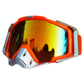 Motorcycle Goggles Orange Blue 100% Model Motocross Glasses Snowboard Ski Goggles Eyewear Sport Driving Off-road Helmet Goggles