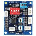 DC 12 V CPU Controlador de Velocidad del Ventilador de Control de Temperatura Alarma De alta Temperatura PWM CPU PC