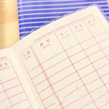 Creative Musical Note Mini Pocket Notebook