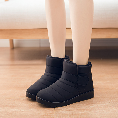 New 2018 women winter shoes unisex snow boots plush inside antiskid waterproof men boots women flat shoes big size 35-46 WSH3140 Islamabad