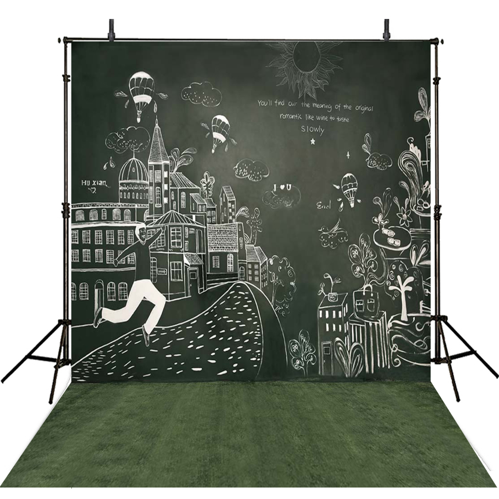 Children Photography Backdrops Blackboard Backdrop For Photography School Background For Photo Studio Kids Foto Achtergrond children photography backdrops clouds backdrop for photography girls background for photo studio balloons foto achtergrond