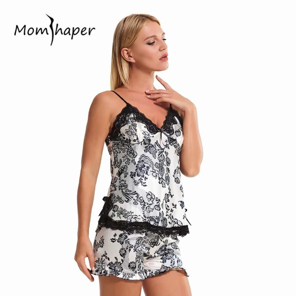 3cea0051ab3da2d ... Женские пижамы ночные рубашки сексуальное женское белье домашняя одежда  для женщин летние женские пижамы цветочные пижамы ...