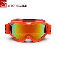 StoreCode Brand Ski Goggles 2 Double Lens Anti Fog UV400 Big Large Spherical Snowboard Glasses Men